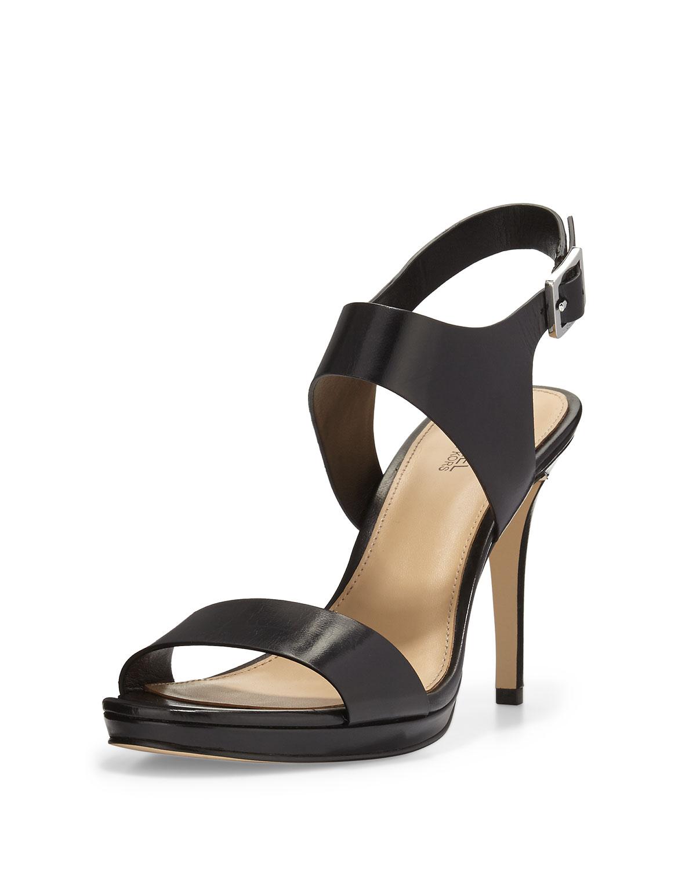 c2058aaaf MICHAEL Michael Kors Claudia Leather Mid-Heel Sandals