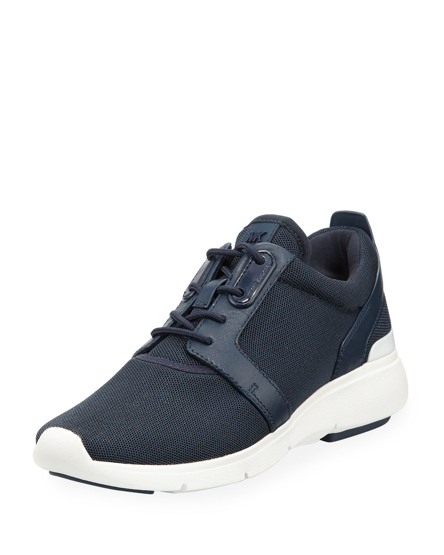 fa0c3628863d2 MICHAEL Michael Kors Amanda Mesh Trainer Sneaker