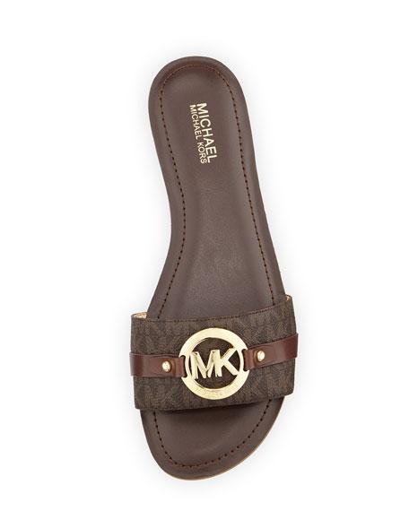 MICHAEL Michael Kors Molly Flat Logo