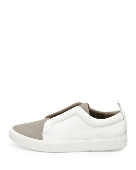 Caden Colorblock Slip-On Sneaker, Woodsmoke