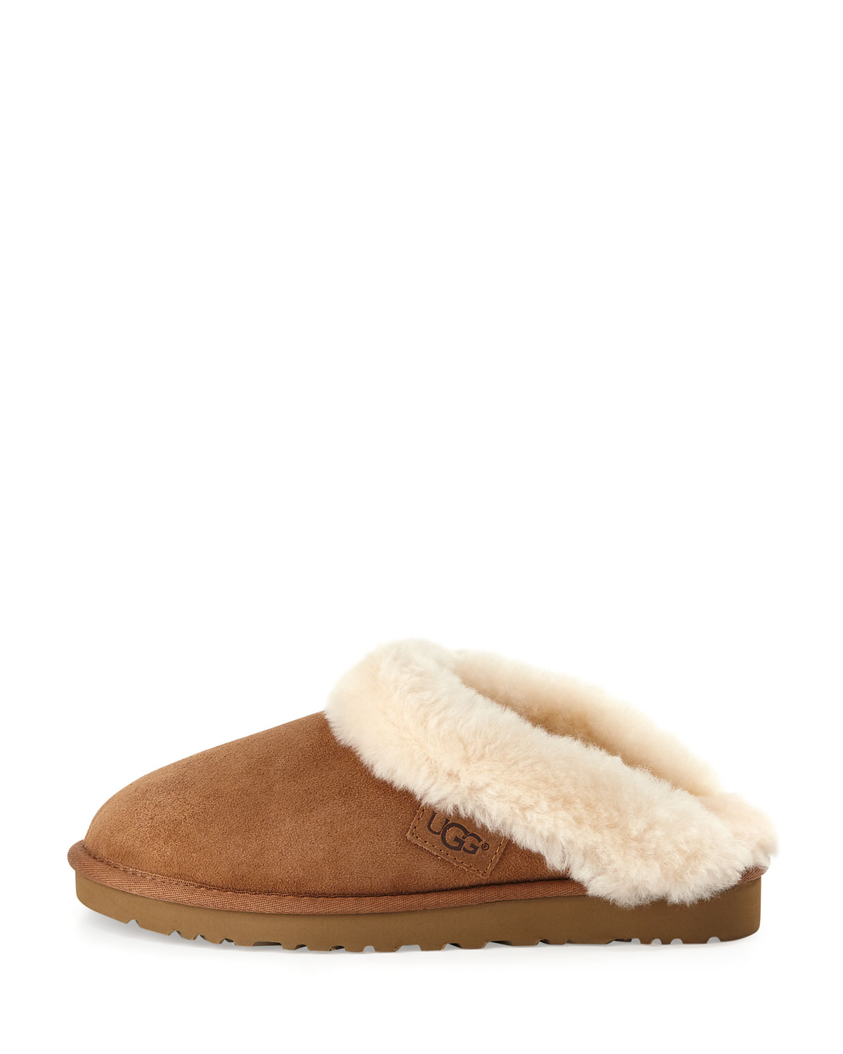 194bc577286 Cluggette Shearling Slide Slipper