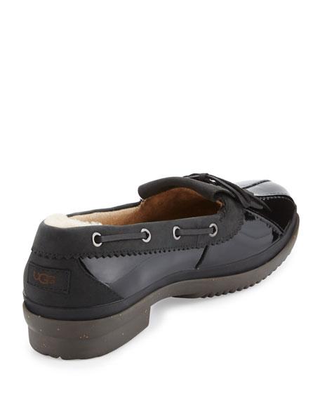 ugg patent leather