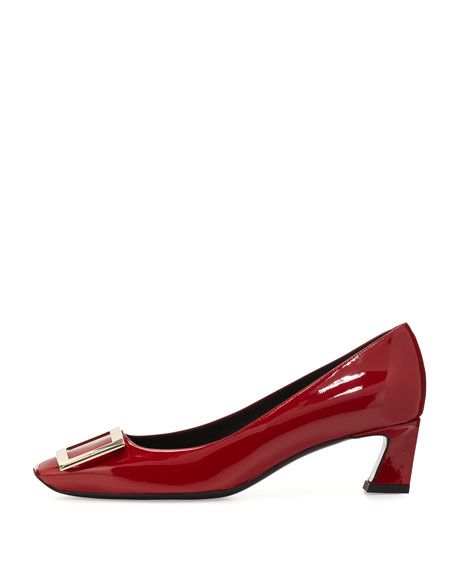 Trompette Patent 45mm Pump, Red