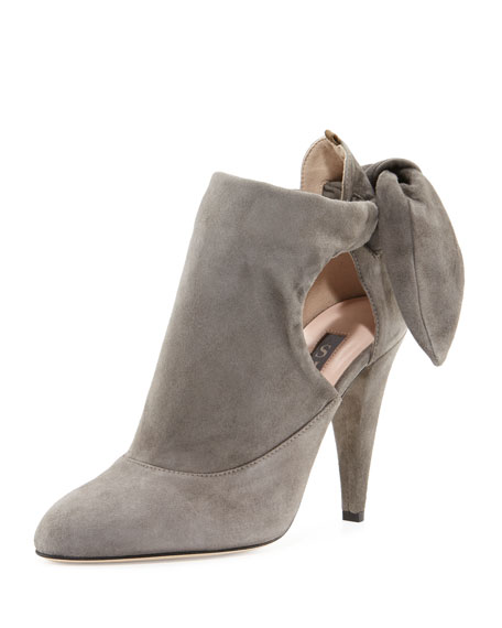 SJP by Sarah Jessica Parker Baton Convertible Suede