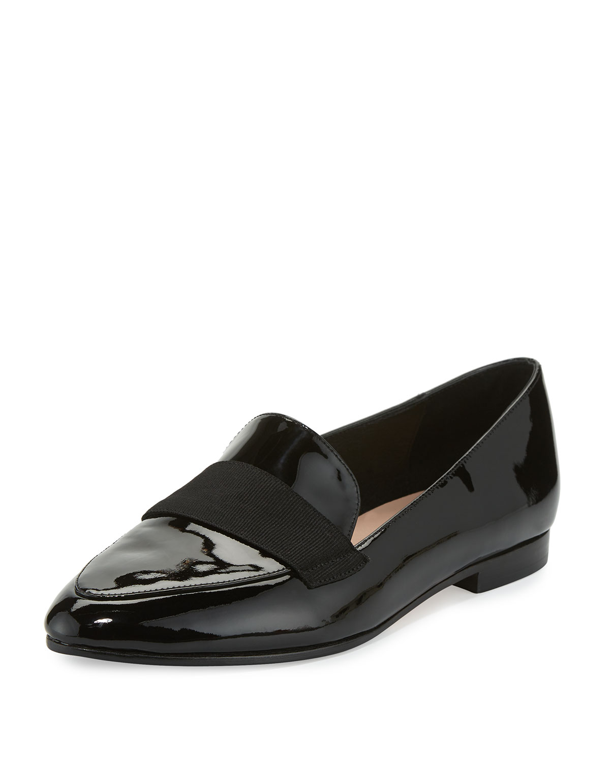 8f453dabd198 kate spade new york corina patent pointed-toe loafer