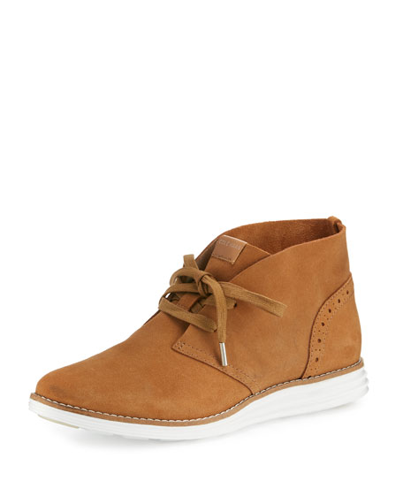 Cole Haan Original Grand.OS Chukka Boot, Pecan