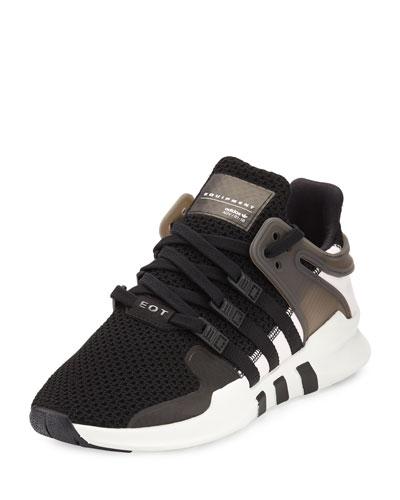 Equipment Support ADV Sneaker, Black/White/Pink