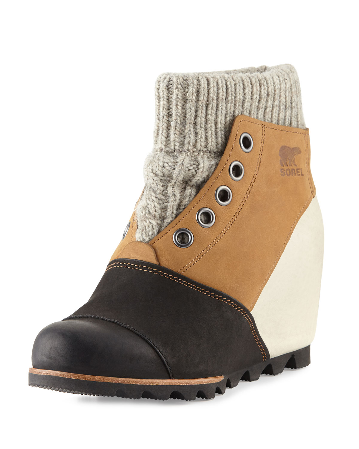 6c96cd0a3a9 Sorel Joanie™ Sweater Wedge Bootie