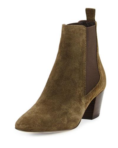 Freya Weatherproof Chelsea Boot, Herb