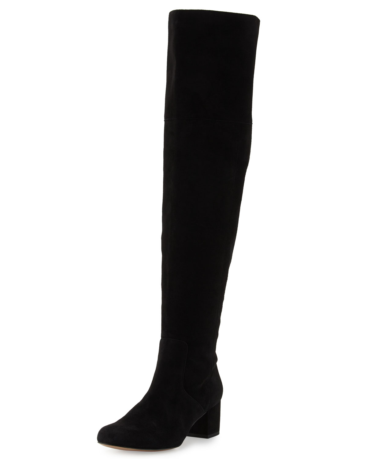 80871746989 Sam Edelman Elina Suede Over-the-Knee Boots