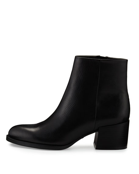 c9ff0122f9698 Sam Edelman Joey Leather 55mm Ankle Boot