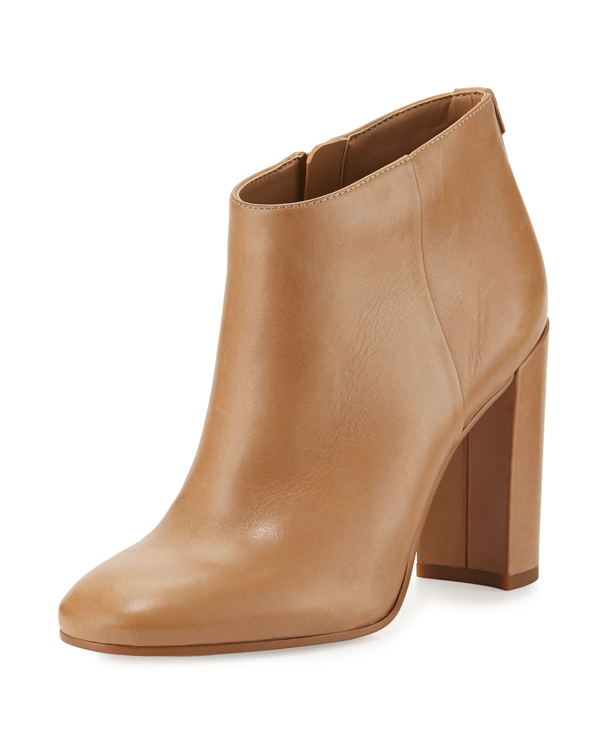 d3c24af9e030ac Sam Edelman Cambell Leather 95mm Ankle Boots