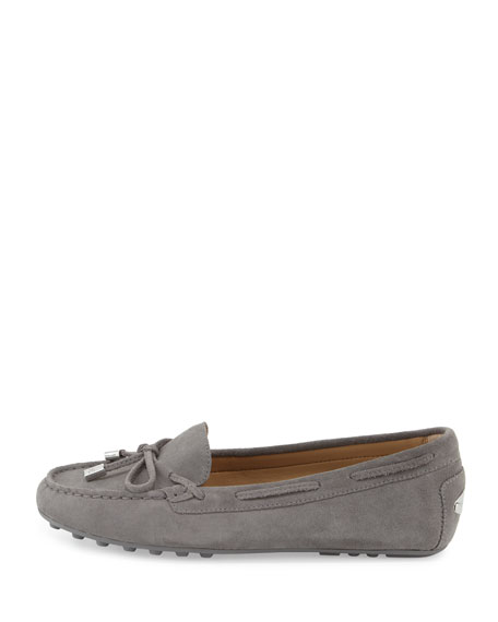 Daisy Suede Moccasin, Storm