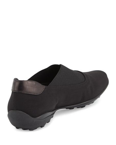 Urika Weatherproof Stretch Loafer, Black