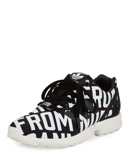 Adidas ZX Flux Rita Ora Sneaker, Core Black/Off
