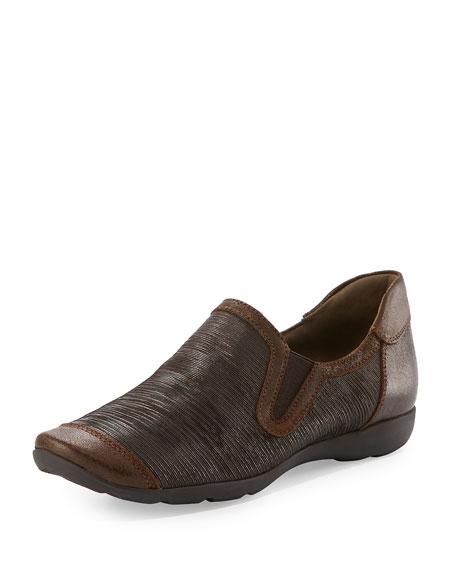 Sesto Meucci Garda Comfort Slip-On Sneaker, Bronze