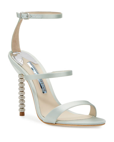 271595033a31a4 Sophia Webster Rosalind Strappy Bridal Sandals