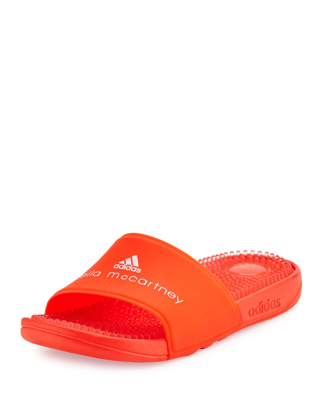 Stella McCartney for Adidas Logo Slide Sandals release dates sale online nicekicks for sale sale 2015 new jwMALJ21B
