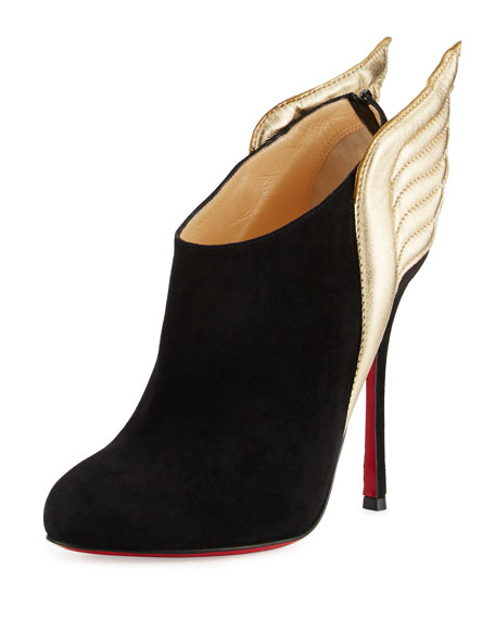 on hot sale Christian Louboutin Mercura Suede Booties for sale online store urgy9NeR