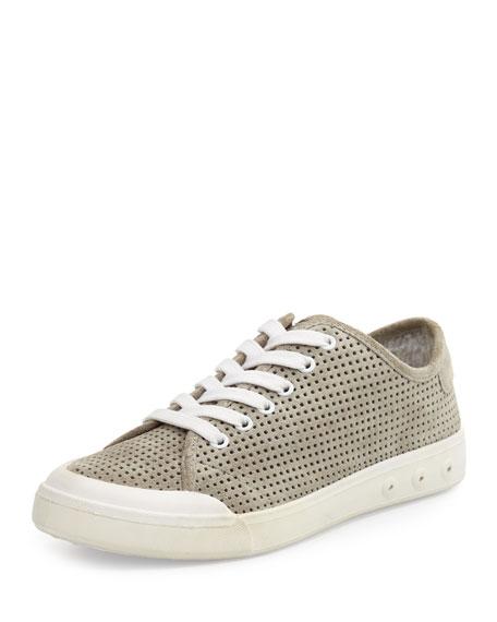 Rag and Bone Rag & Bone Perforated Low Sneakers Q4ls97ltIa
