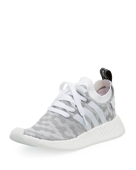 Adidas NMD R2 Knit Trainer Sneaker