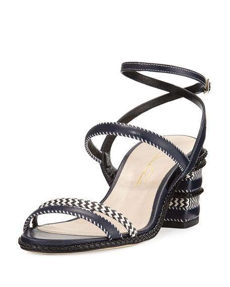 Oscar de la Renta Marcel Strappy 55mm Sandal