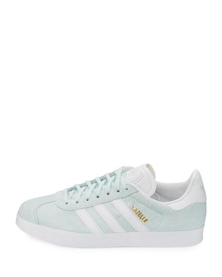 Gazelle Original Suede Sneaker, Light Green