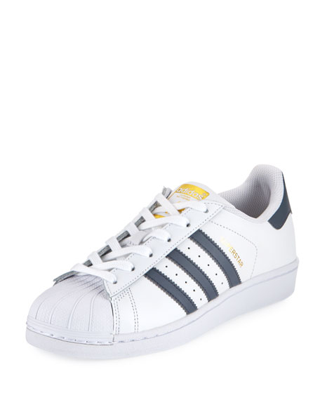 Adidas Superstar Classic Sneaker, Running White/Onyx