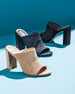 Image 2 of 5: SEQUEL SUEDE MULE