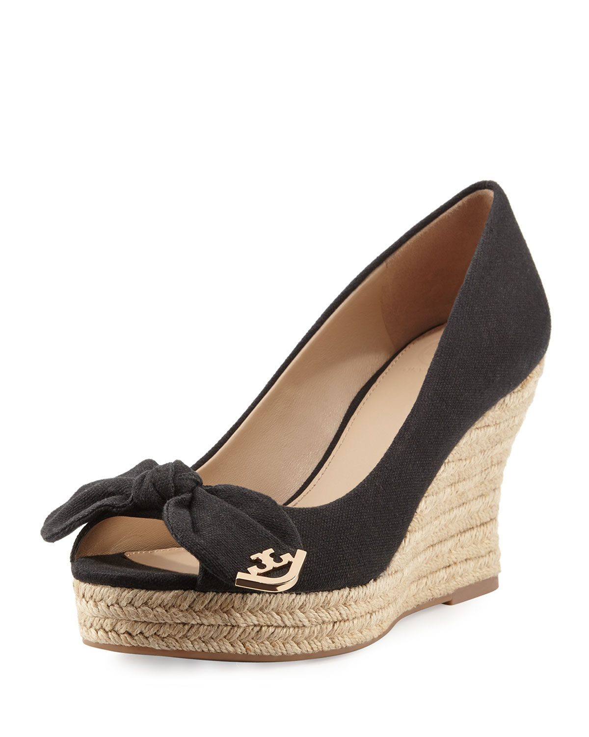 discount great deals Tory Burch Dory Espadrille Wedges discount manchester great sale wM7SPaQf18