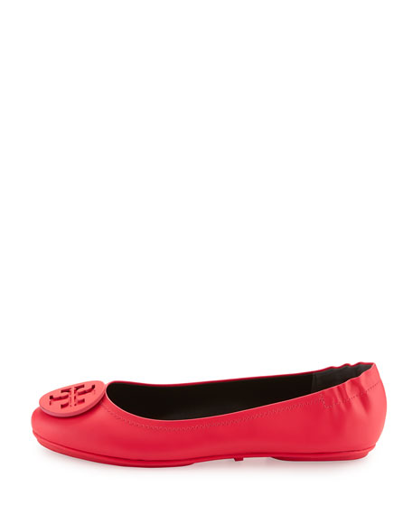 Minnie Travel Ballerina Flat, Pink