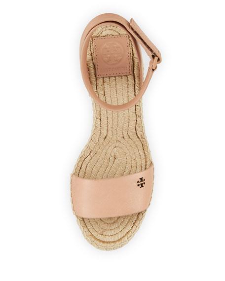 Bima 2 Wedge Espadrille Sandal, Nude