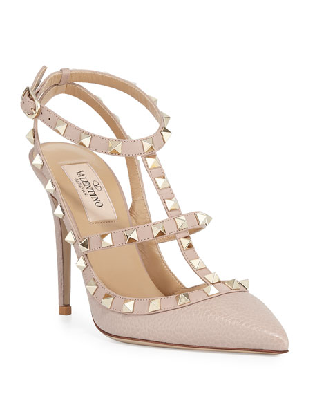 Image result for valentino rockstud pumps