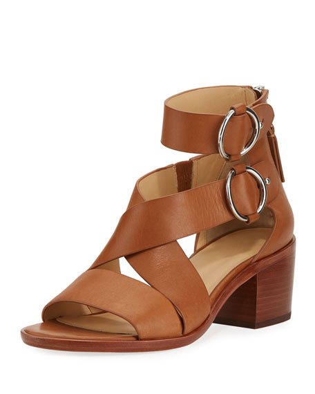 Rag & Bone Mari Leather Strappy Sandal