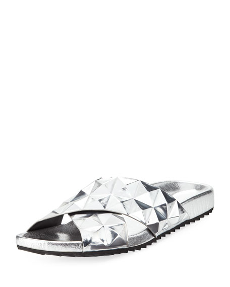 pay with paypal cheap price Rebecca Minkoff Patterned Mink Sandals the cheapest online deals online discount outlet clearance browse 1cT55t