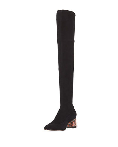 Suranne Over-The-Knee Boot