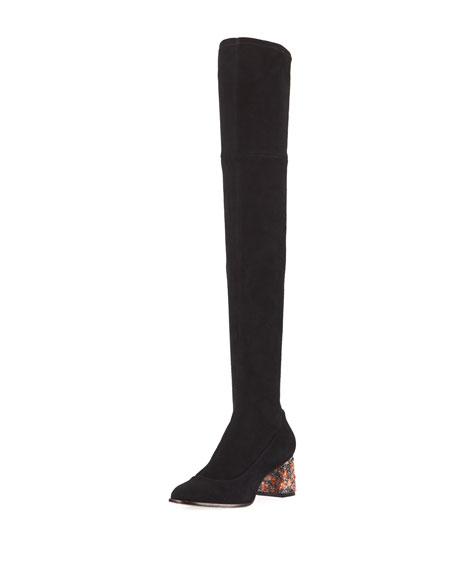Sophia Webster Suranne Over-The-Knee Boot