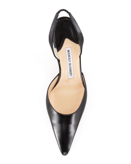 Carolyne Classic Fit Mid-Heel Halter