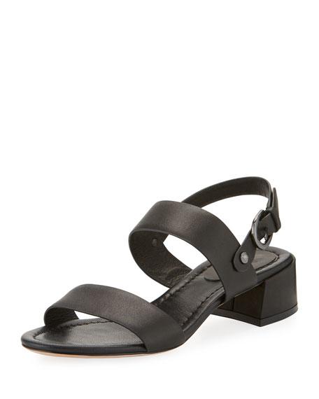 Joie Rach Vachetta City Sandal, Black