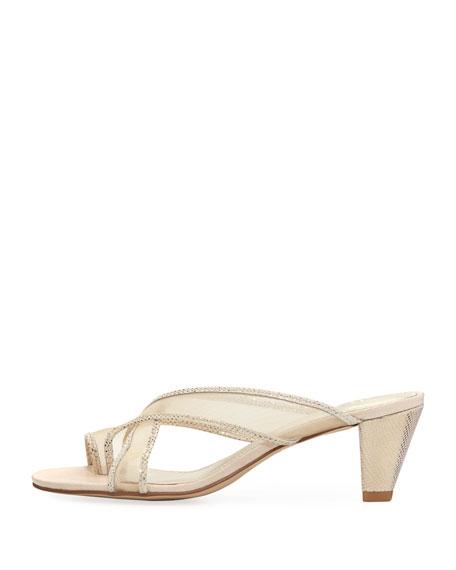 Vilo Mesh 65mm Slide Sandal