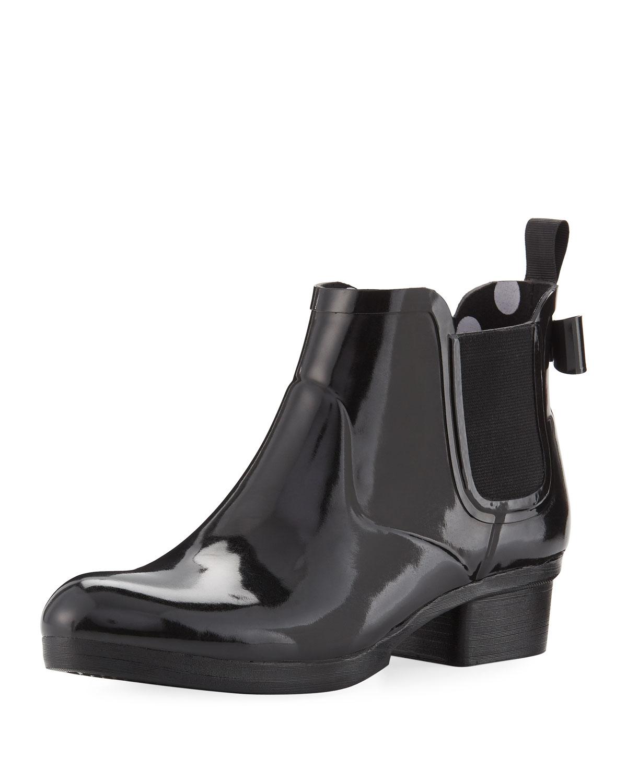 554e8e9d0413 kate spade new york telly rubber ankle rain boot