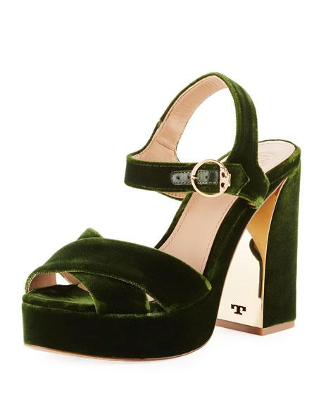Tory Burch Loretta platform sandals Liv3OHjU5