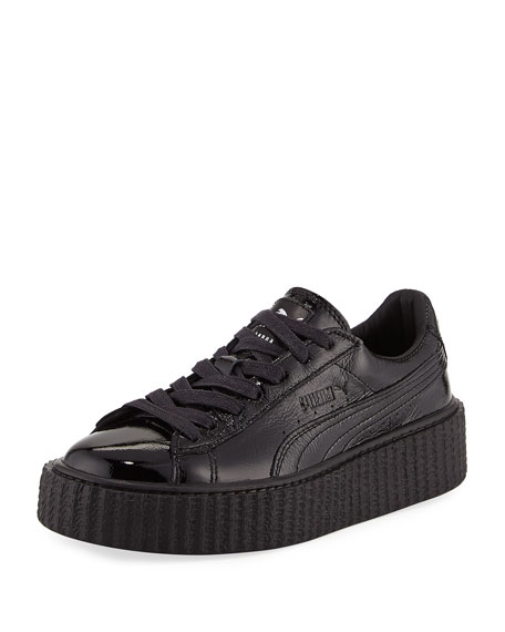 Fenty Puma by Rihanna Creeper Cracked Patent Leather