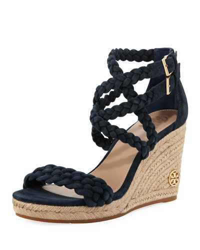 BAILEY 90MM ANKLE-STRAP WEDG