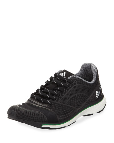 Adizero Adios Knit Sneaker, Black/White. Add to Favorites Add to Favorites.  Quick Look. adidas by Stella McCartney