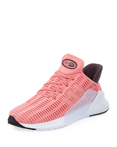 Adidas Climacool Mesh-Knit Sneaker, Tactile Rose