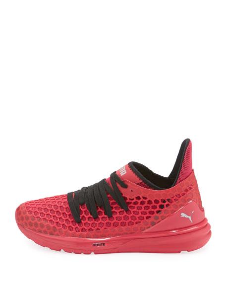 Ignite Limitless Netfit Mesh Sneaker, Hot Pink