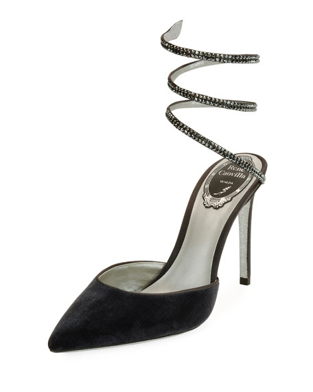 Crystal Snake 100mm Pump, Gray