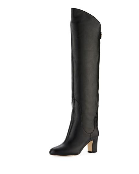 Jimmy Choo Minerva 65mm Knee Boot