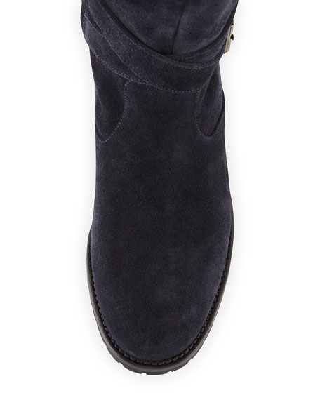 Campocross Shearling Lined Lugsole Boot